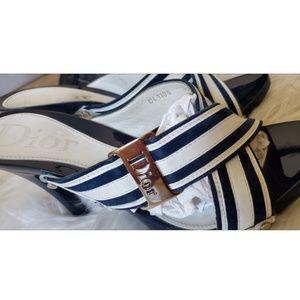 Dior Heeled Sandals